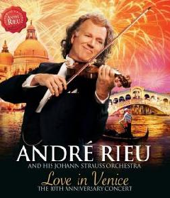 Love in Venice - (Region A Import Blu-ray Disc)