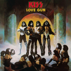 Kiss - Love Gun (Deluxe) (CD)