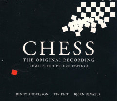 Benny Andersson, Tim Rice, Bjorn Ulvaeus - Chess (CD+DVD)