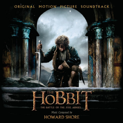 Howard Shore - The Hobbit - Battle Of Five Armies (CD)