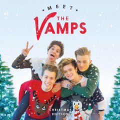 The Vamps - Meet The Vamps (Xmas Edition) (CD)