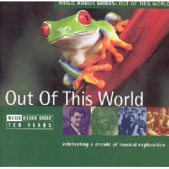Music Rough Guides:out of This World - (Import CD)