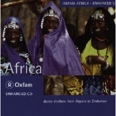Rough Guide To Oxfam Africa - Various Artists (CD)
