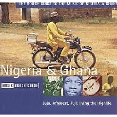 Rough Guide To Nigeria & Ghana - Various Artists (CD)