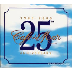 CAFE DEL MAR 25TH ANNIVERSARY  - Various Aritst(3 CD)