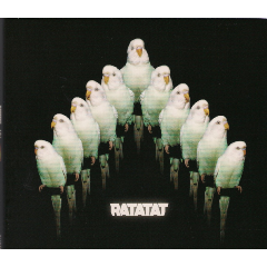 Ratatat - Lp4 (CD)