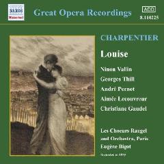Charpentier - Louise;Bigot (CD)