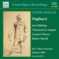 Leoncavallo - Pagliacci;Renato Cellini (CD)