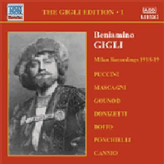 Gigli Edition - Vol.1 - Various Artists (CD)