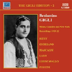 Various Composers - Gigli Edition - Vol.2 (CD)