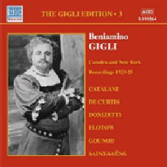 Various Composers - Gigli Edition - Vol.3 (CD)