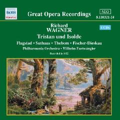 Davies, Rhoderick / Evans, Edgar / Fischer-Dieskau, Dietrich / Flagstad, Kirsten - Tristan & Isolde (CD)