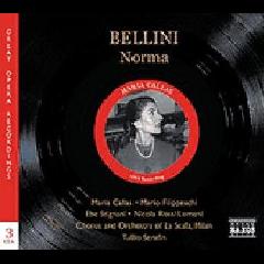 Bellini - Norma (CD)