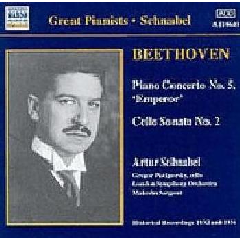 Schnabel, Artur - Piano Concerto No.5 (CD)