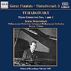 Tchaikovsky - Piano Ctos 1 & 2 - Moiseiwitsch (CD)