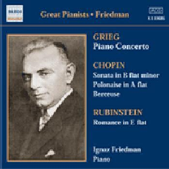 Chopin - Complete Recordings Vol.2;Friedman (CD)