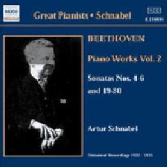 Beethoven - Piano Sonatas Vol.2;Schabnel (CD)