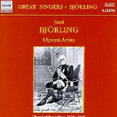 Jussi Bjoerling - Famous Opera Arias (CD)