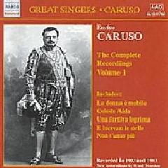 Caruso, Enrico / Cilea, Francesco / Cottone, Salvatore / Giordano, Umberto - Complete Recordings - Vol.1 (CD)