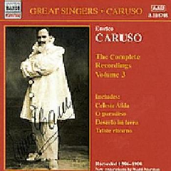 Caruso, Enrico - Complete Recordings - Vol.3 (CD)