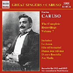 Enrico Caruso - Complete Recordings - Vol.7 (CD)