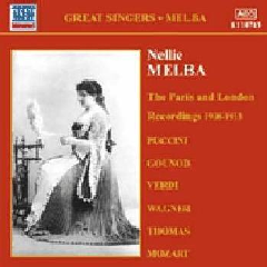 Puccini/Wagner/Massenet - Nellie Melba - Recordings Vol.3 (CD)
