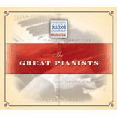 Various Composers - Great Pianists (CD)