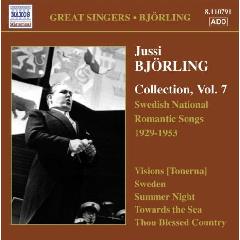 Bjorling, Jussi - Collection - Vol.7 (CD)