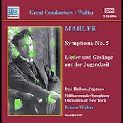 Halban, Desi / Walter, Bruno - Symphony No.5 (CD)