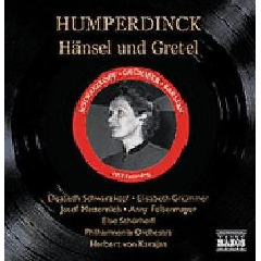 Humperdinck - Hansel Und Gretel (CD)