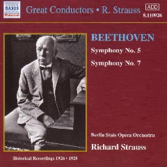 Berlin State Opera Orchestra - Symphonies Nos.5 & 7 (CD)