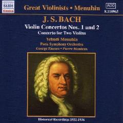 Violin Concertos Nos.1 & 2 - Various Artists (CD)