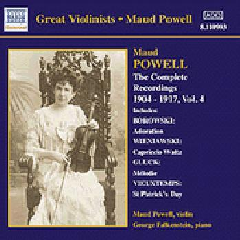 Powell Vol 4 - Great Violinists - Vol.4 (CD)