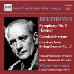 Furtwangler Wilhelm - Overture 62 / Quartet 13 (CD)