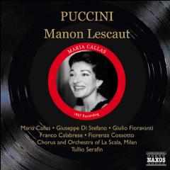 Manon Lescaut - Various Artists (CD)