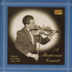 Mantovani - Mantovani Concert: Original Recordings 1946-49 (CD)