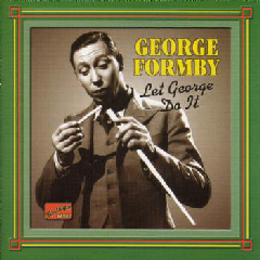 George Formby - Let George Do It - 1932-1942 (CD)