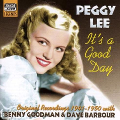 Peggy Lee- JaZZ Legends - It'S A Good Day (CD)