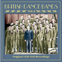 British Dance Bands Vol.3 - Various Artists (CD)