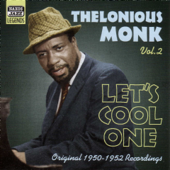 Monk, Thelonious - Lets Cool One Vol.2 (CD)