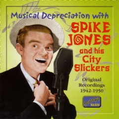 Jones, Spike - Musical Depreciation (CD)