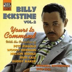 Billy Eckstine - JaZZ Legends - Yours To Command Vol.2 (CD)