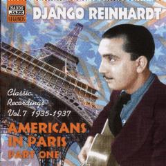 Various - Django Reinhardt Vol 7;Django Reinhardt (CD)