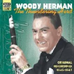 Woody Herman - The Thundering Herd (CD)