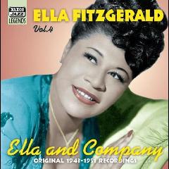 Fitzgerald, Ella - Ella And Company - Vol.4 (CD)