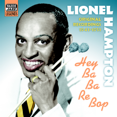 Hampton, Lionel - Hey Ba Ba Re Bop (CD)