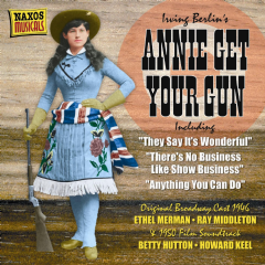 Original Soundtrack - Annie Get Your Gun (CD)