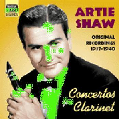 Artie Shaw Vol.2 - Concertos For Clarinet (CD)