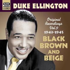 Duke Ellington - Black, Brown & Beige - Original Recordings (CD)