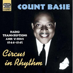 Basie, Count / Carpenter, Thelma / Rushing, Jimmy - Circus In Rhythm (CD)